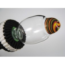 Designer Glass Mouth Piece #255