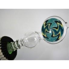 Designer Glass Mouth Piece #260