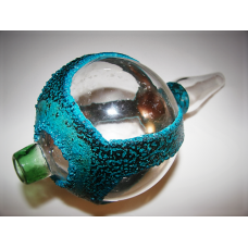 """Electroformed"" Designer Glass Mouth Piece #7"