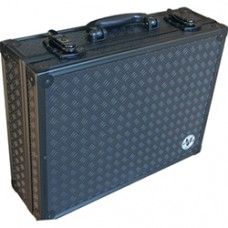 "LL11 15"" x 11"" x 4.5"" Aluminum Customizable Case w/ Lock"