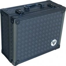"LL9 10.5"" x 8.5"" x 4.5"" Aluminum Customizable Case w/ Lock"